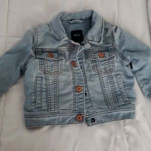 Girls Gap Kids jean jacket